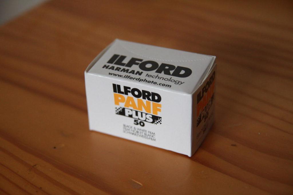 ilford pan f+ 35mm