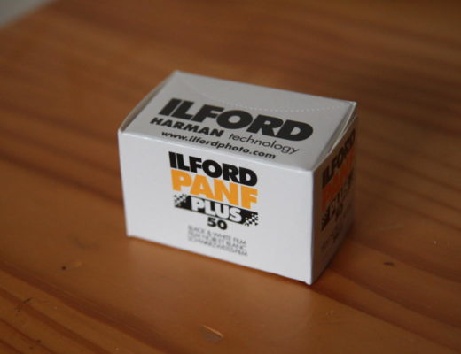 ilford pan f+