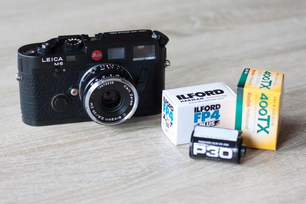 Leica M6 mit Zeiss ZM Biogon C 35mm 2.8
