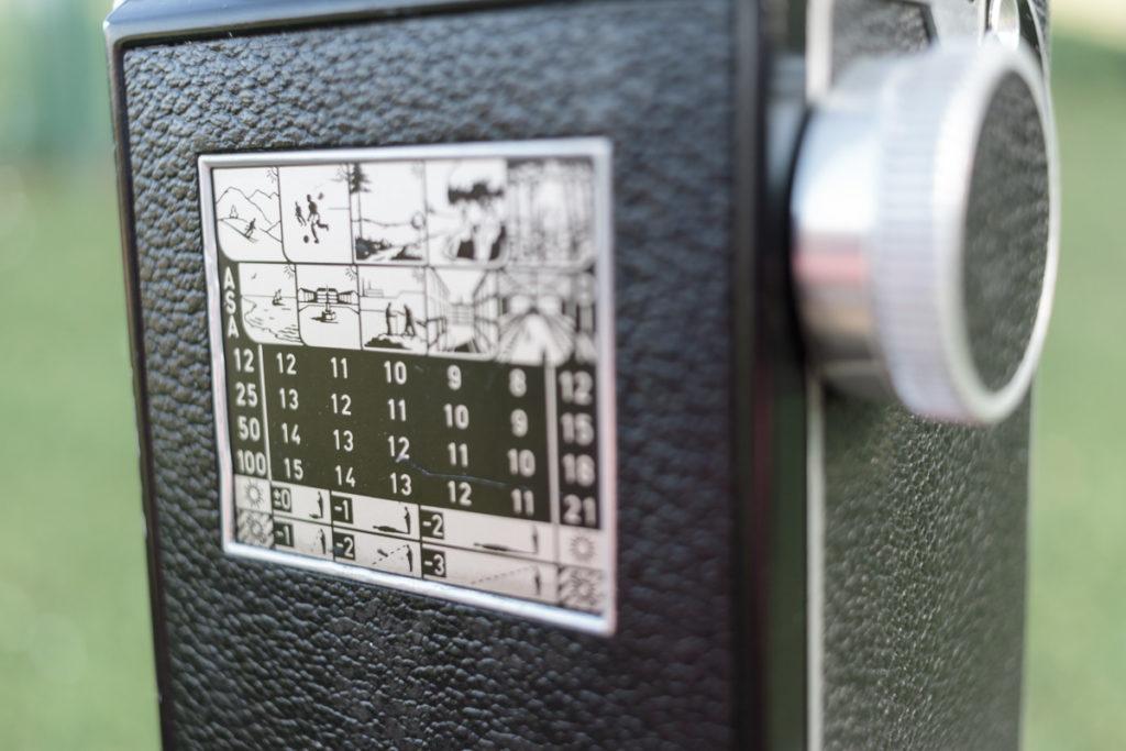 Rolleicord VA Franke & Heidecke, TLR, Twin Lens Reflex, Schneider, Xenar Belichtungshilfe