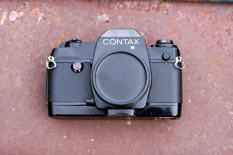 Contax 137 MD Quartz