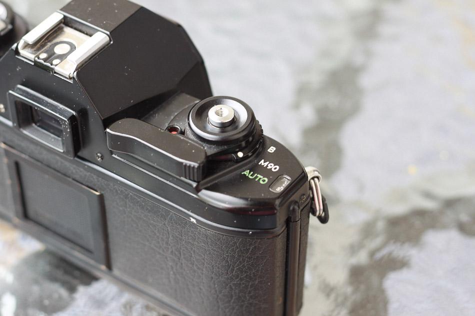 Belichtungsmodi Nikon EM