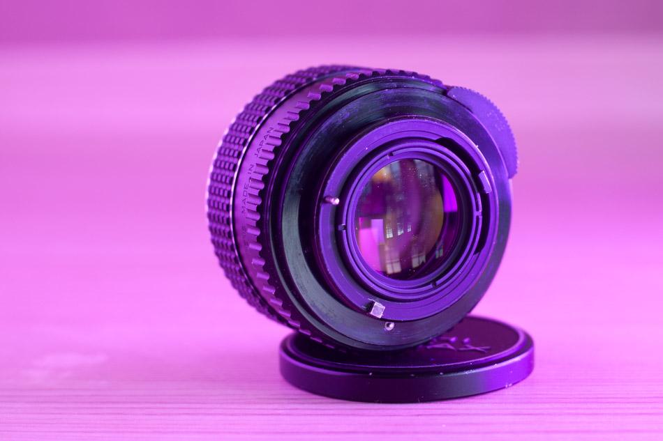 SMC Takumar 55mm 1.8