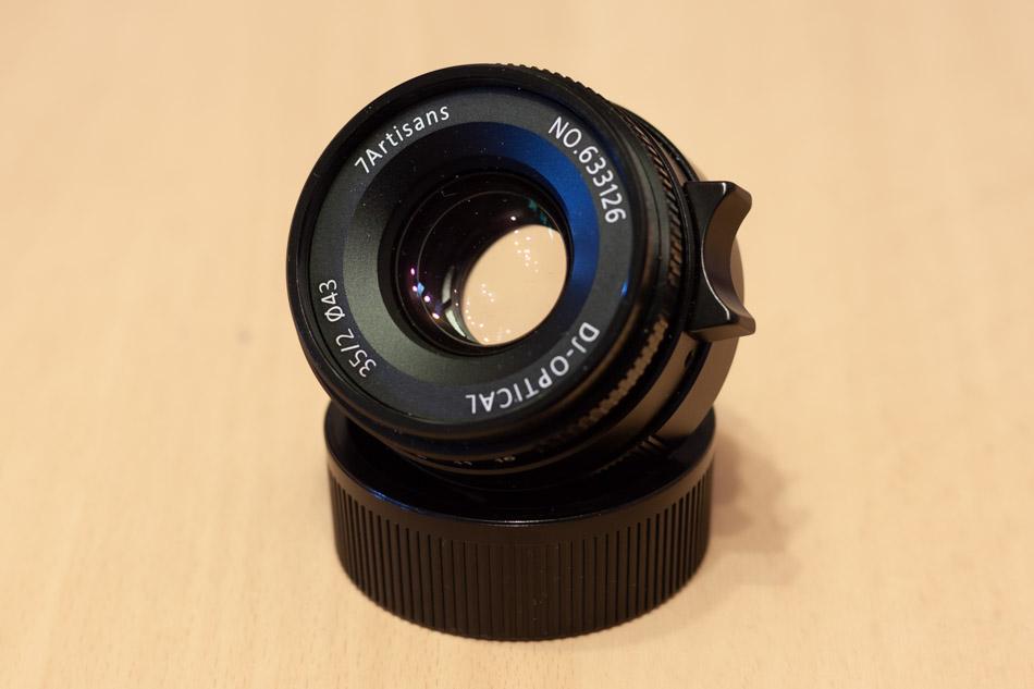 7Artisans 35mm 2.0